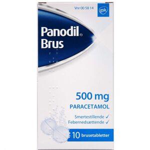 Køb PANODIL BRUSETABL 500 MG online hos apotekeren.dk