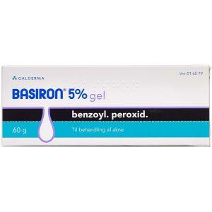 Køb BASIRON GEL 5% online hos apotekeren.dk