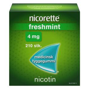 Køb NICORETTE FRESHMIN.MED.TYG 4MG online hos apotekeren.dk