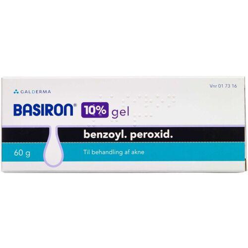 Køb BASIRON GEL 10 % online hos apotekeren.dk