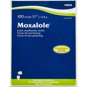 Køb MOXALOLE PLV T.ORAL OPL online hos apotekeren.dk