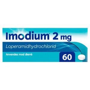 Køb IMODIUM TABL 2 MG online hos apotekeren.dk