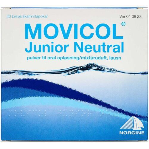 Køb MOVICOL JUNIOR PLV T.ORAL OPL online hos apotekeren.dk