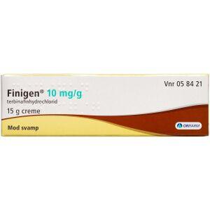 Køb FINIGEN CREME 10 MG/G online hos apotekeren.dk