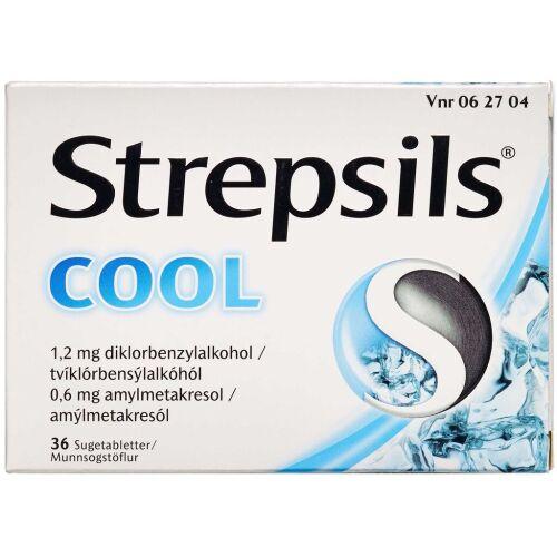 Køb STREPSILS SUGETABL COOL online hos apotekeren.dk