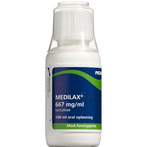 Køb MEDILAX ORAL OPL 667 MG/ML online hos apotekeren.dk