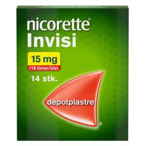 Køb NICORETTE INVISI DPPL 15MG/16T online hos apotekeren.dk