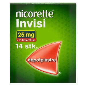 Køb NICORETTE INVISI DPPL 25MG/16T online hos apotekeren.dk
