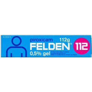 Køb FELDEN GEL 0,5 % online hos apotekeren.dk