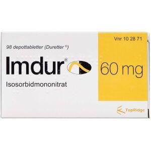 Køb IMDUR DEPOTTABL 60 MG online hos apotekeren.dk