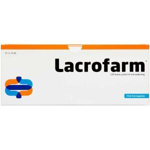 Køb LACROFARM PLV T.ORAL OPL (ORIF online hos apotekeren.dk