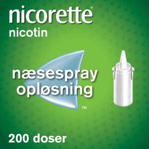 Køb NICORETTE NÆSESPR.500MIKG/DS online hos apotekeren.dk