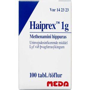 medicin for blærebetændelse