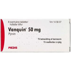 Køb VANQUIN TABL 50 MG online hos apotekeren.dk