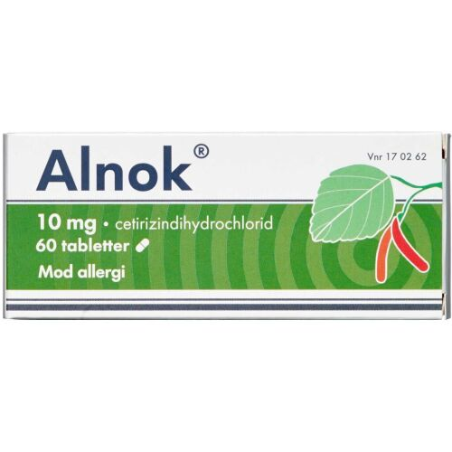 Køb ALNOK TABL 10 MG online hos apotekeren.dk