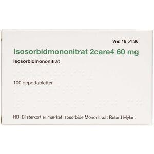 Køb ISOSORBIDMONONITRAT DPTB 60MG online hos apotekeren.dk