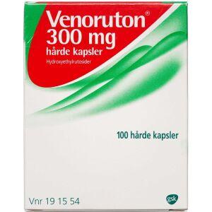 Køb VENORUTON KAPSLER 300 MG online hos apotekeren.dk