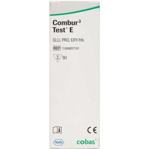 Køb Combur 3 Test E teststrimler 50 stk. online hos apotekeren.dk