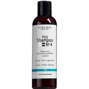 Køb Juhldal PSO Shampoo No 4 200 ml online hos apotekeren.dk