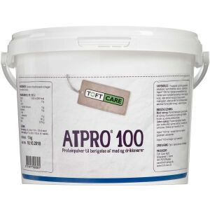 Køb Atpro 100 Pulver 1000 g online hos apotekeren.dk