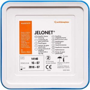 Køb JELONET Gazekompres 7459 10 x 10 cm 10 stk. online hos apotekeren.dk