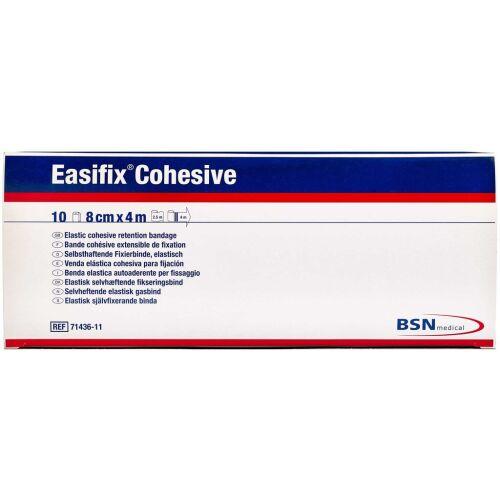 Køb Easifix Cohesive 8 cm x 4 m 10 stk. online hos apotekeren.dk