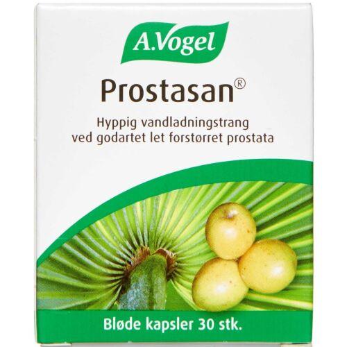 Køb Prostasan kapsler 30 stk. online hos apotekeren.dk
