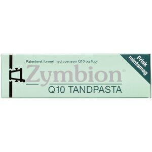 Køb Zymbion Q10 Tandpasta 75 ml online hos apotekeren.dk