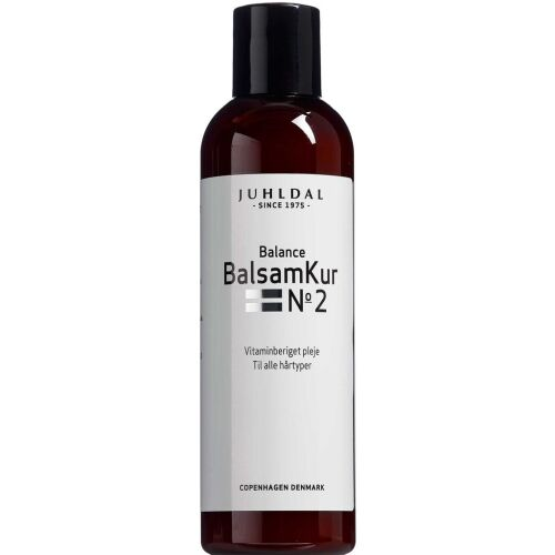 Køb Juhldal Balsamkur No 2 200 ml online hos apotekeren.dk