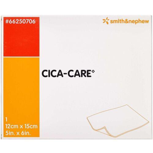 Køb Cica-Care gele plade 12 x 15 cm 1 stk. online hos apotekeren.dk