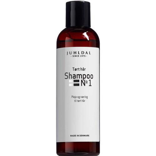 Køb Juhldal Shampoo No. 1 Tørt hår 200 ml online hos apotekeren.dk