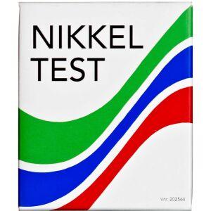 Køb Nikkel Test 2 x 10 ml online hos apotekeren.dk