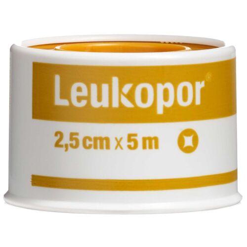 Køb Leukopor 2472 2,25 cm x 5 m 1 stk. online hos apotekeren.dk