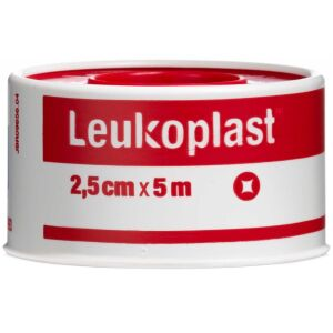 Køb Leukoplast 1522 2,25 cm x 5 m 1 stk. online hos apotekeren.dk