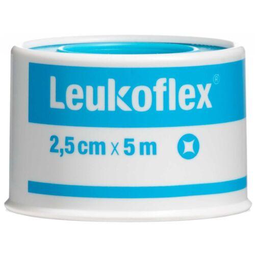 Køb Leukoflex 1122 2,5 cm x 5 m 1 stk. online hos apotekeren.dk