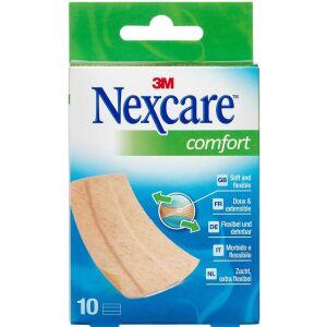 Køb 3M Nexcare Comfort strips band 6x10 cm 10 stk. online hos apotekeren.dk