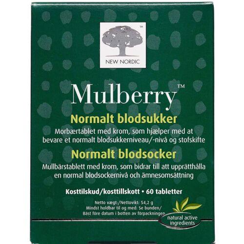 Køb Mulberry tabletter 60 stk online hos apotekeren.dk