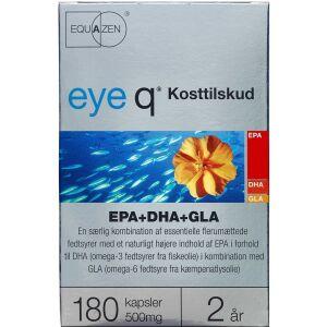 Køb eye q kapsler 180 stk. online hos apotekeren.dk