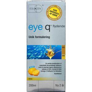 Køb eye q mikstur med citrus smag 200 ml online hos apotekeren.dk