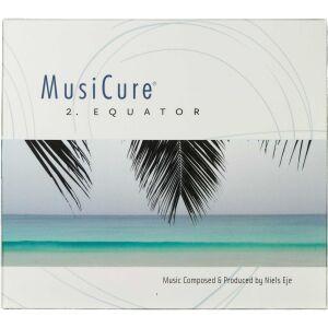 Køb MusiCure 2. Equator CD/BOG 1 stk. online hos apotekeren.dk