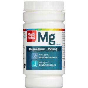Køb Multi-tabs Magnesium 100 stk. online hos apotekeren.dk