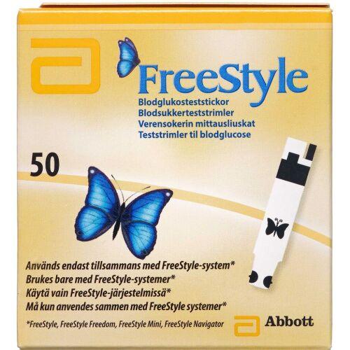 Køb FreeStyle Teststrimler online hos apotekeren.dk