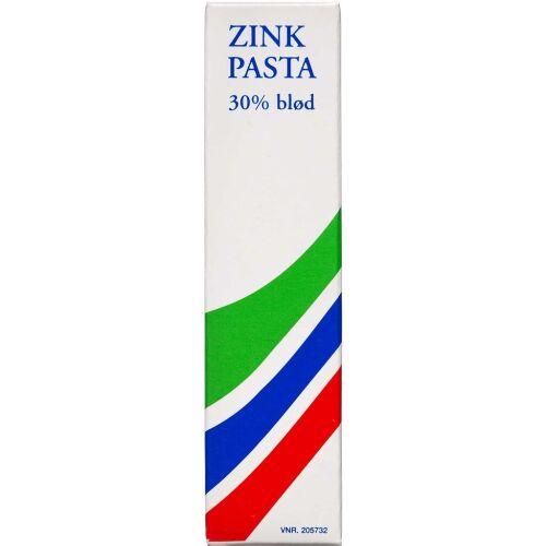 Køb Zink blød pasta 30% 30 ml online hos apotekeren.dk