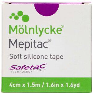 Køb Mepitac 4cm x 1,5m 1 stk. online hos apotekeren.dk