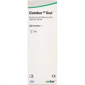 Køb Combur-10 test 100 stk. online hos apotekeren.dk