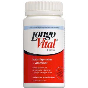 Køb Longo Vital Classic 240 stk. online hos apotekeren.dk