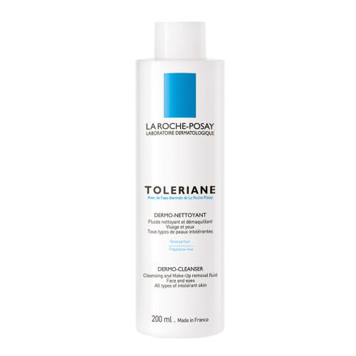 Køb LA ROCHE-POSAY Toleriane Renselotion 200 ML online hos apotekeren.dk