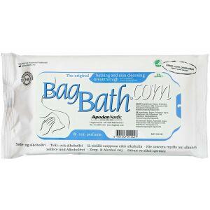 Køb BagBath Sengebad og Vaskeklud 8 stk. online hos apotekeren.dk