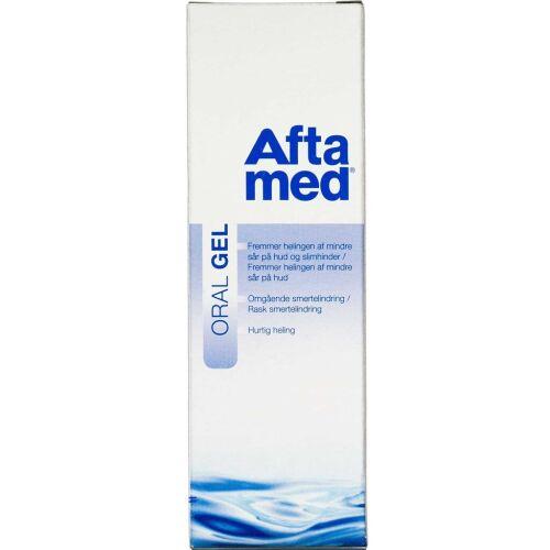 Køb Aftamed Gel 15 ml online hos apotekeren.dk