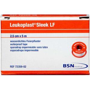 Køb Leukoplast Sleek LF 2,5 cm x 5 m 1 stk. online hos apotekeren.dk